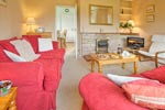 Gardener's Holiday Cottage on the Coast of Northumberland, UK
